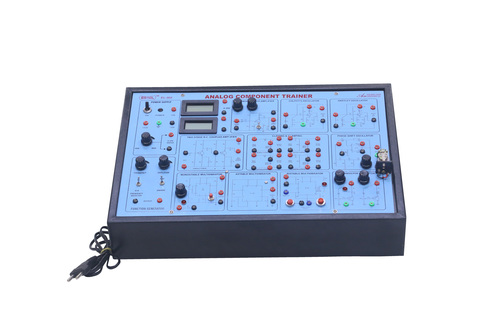 Electronic Measuring Instrument