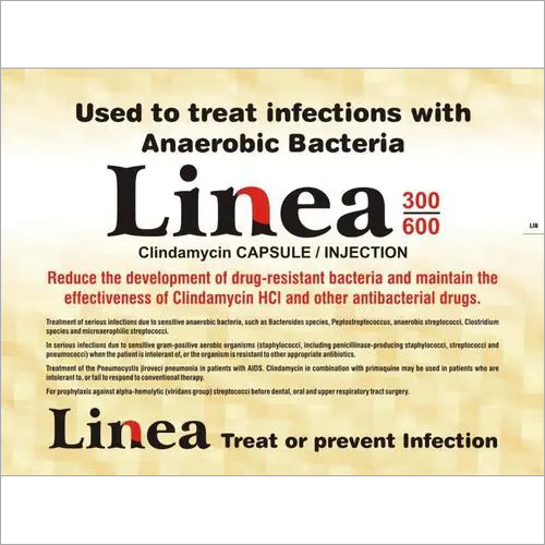 Clindamycin Capsule / Injections