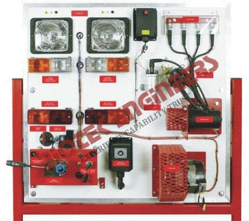 AUTOMOTIVE ELECTRICAL TRAINING SYSTEM