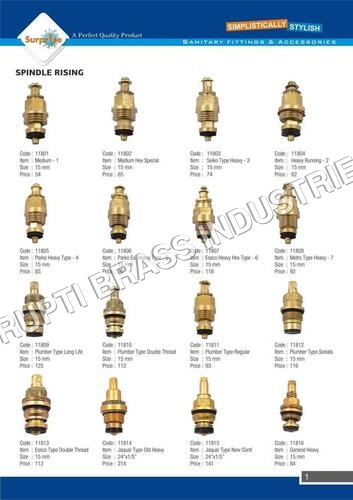 Brass Ceramic Cartridges