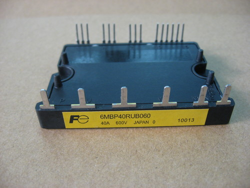 IGBT Fuji Modules 6MBP40RUB060