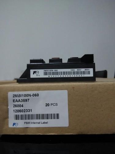 igbt module 2MBI100N-060