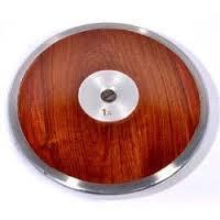 Wooden Discus