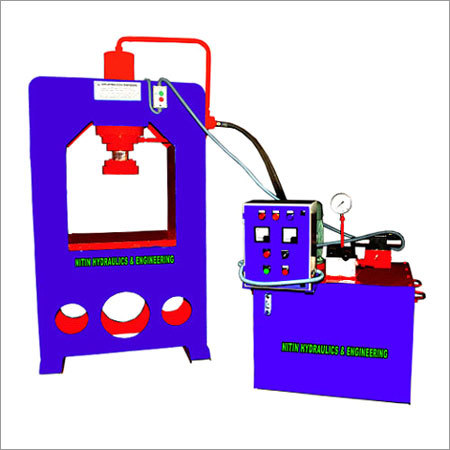 Interlocking Tile Press Machines