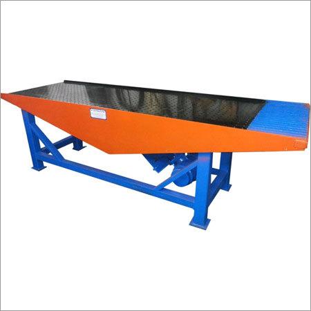 Vibrating Table for Interlocking Paver Tiles