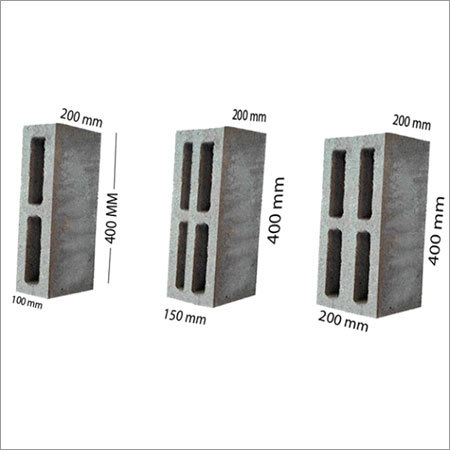 Hollow Block Mould
