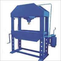 H-Type Hydraulic Press Machine