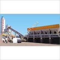 Concrete Batching & Twin Shaft Mixing Plant