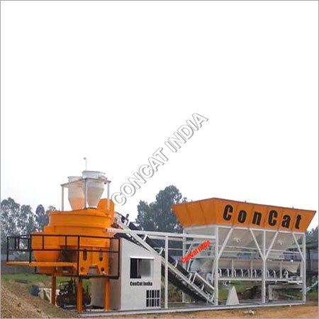 Concrete Batching & Mixing Plant
