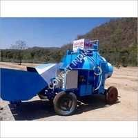 Concrete Mini Mobile Batching Mixing Plant