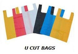 U Cut non-woven Bags