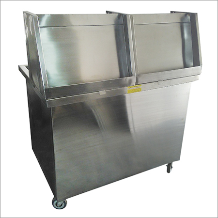 Steel Juice Counter