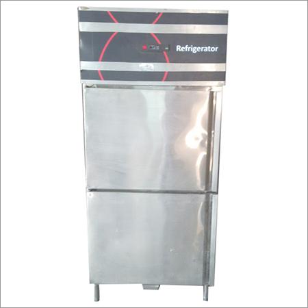 SS Two door Refrigerator