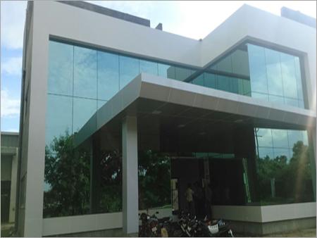 ACP & Glass Glazing Work
