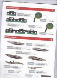 Race Board Parts