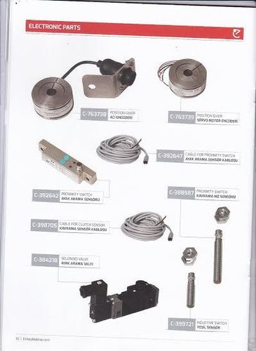 Loom Electronic Parts