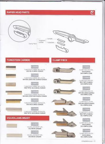 Dornier Parts