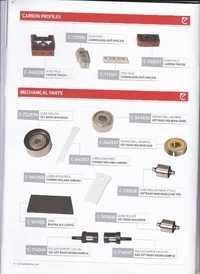 Dornier carbon profiles