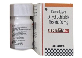 Daclafab 60mg Tablets