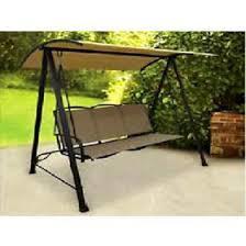 Lawn Chair Swing