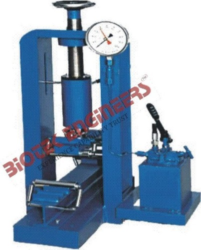 AUTOMATIC FLEXURE MACHINE