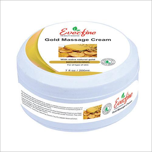Gold Massage Cream