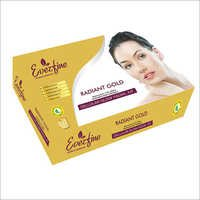 Radiant Gold Facial Kit
