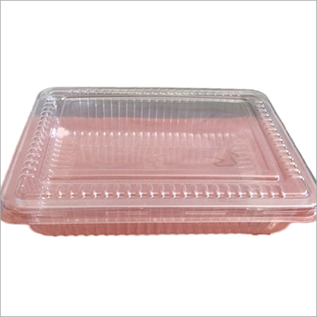 Plastic Bakery Boxes