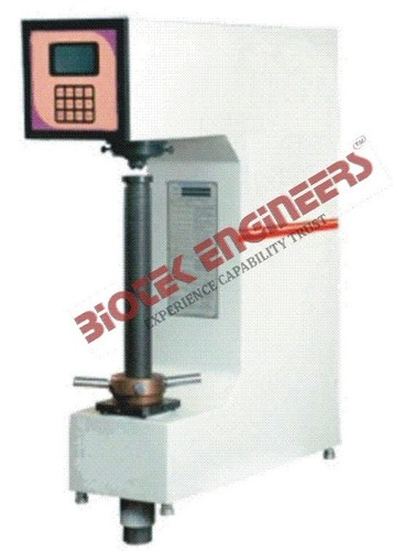 DIGITAL COMPUTERIZED UNIVERSAL HARDNESS TESTER