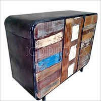 Reclaimed Industrial Sideboard