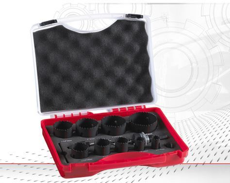 Hole Saw Sets EHS-KIT-13