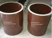 Cylindrical Support Insulator for ESP