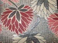 dcotton chenille Fabric