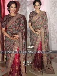 Designer Exclusive Bollywood Saree