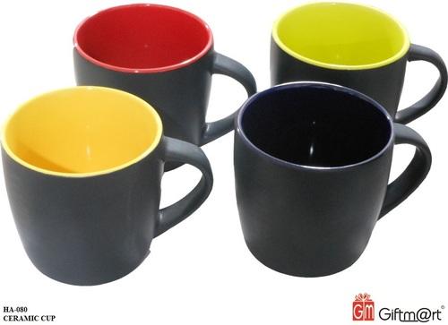 Matte Black Ceramic