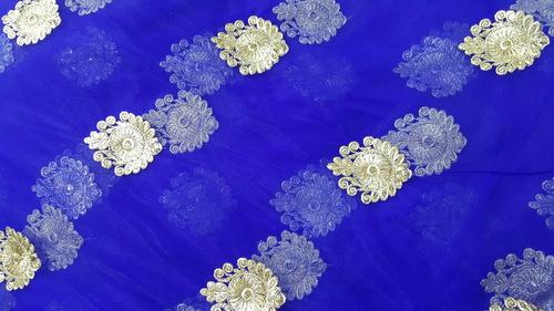 Fancy Work Fulka On fabrics