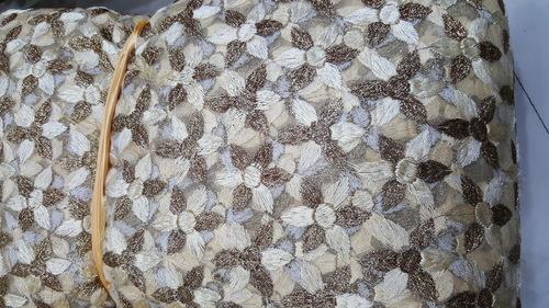 Fancy Fulkari designes fabrics
