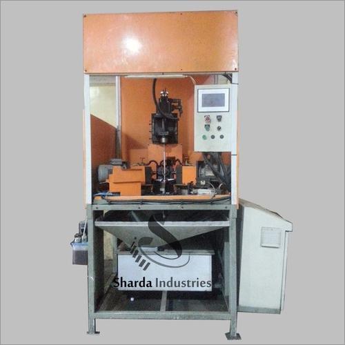Driling and slotting machine