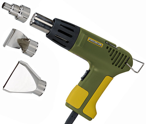 Proxxon Tools for Delicate Jobs
