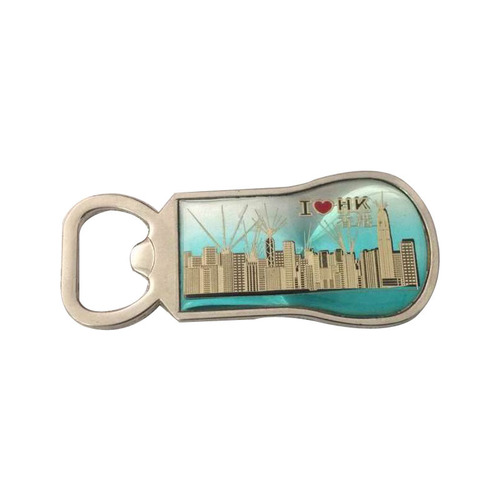 Fridge Magnet And Bottle Opener