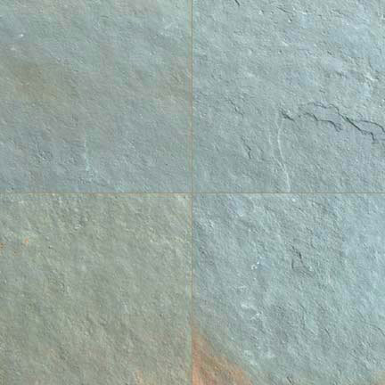 M Green Rustic Slate Stone