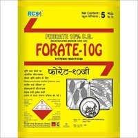 Phorate 10 % CG