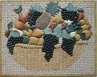 Fruit Basket Mural
