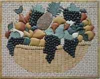 Fruit Basket Mural