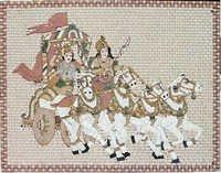 Mahabharat Murals
