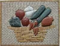 Veg Basket Murals