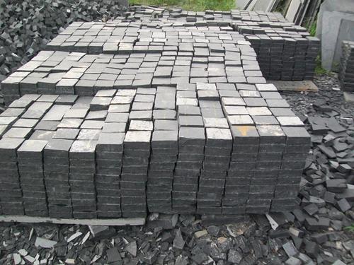 Lime Stone Cobbles Stone