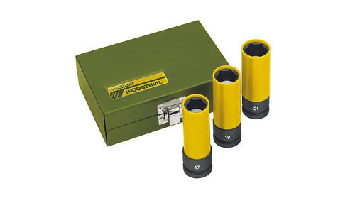 Impact Socket Sets for Wheel Nuts