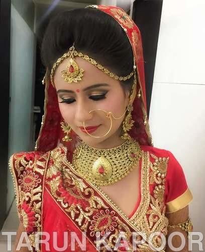 Air Brush Bridal Makeup
