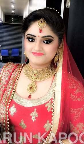 Silicone Bridal Makeup